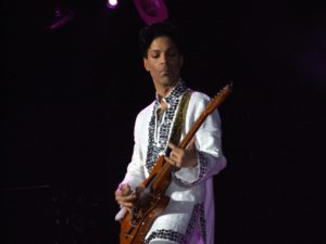 Musician Prince died April 21, 2016 of a fentanyl overdose. Photo courtesy of Wikimedia Commons.