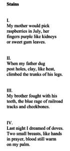 Poem by N.Davis.
