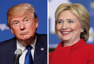 Donald Trump won the presidential election against Hillary Clinton to become the 45th president of the United States. Photo courtesy of Wikimedia Commons.