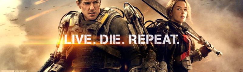 Edge of Tomorrow Sequel Has a Title… And It's Bad