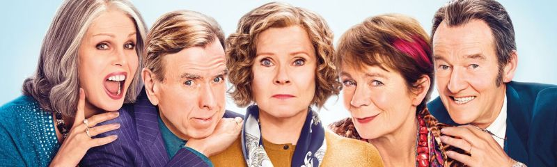 Finding Your Feet – Review