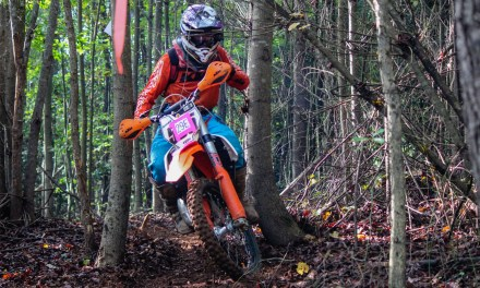 Bootlegger Enduro Entry