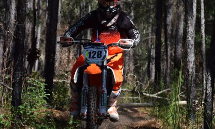 Orange State Enduro Entry