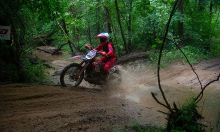 Cherokee National Enduro Entry