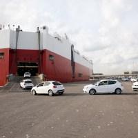 Las terminales de vehículos del Puerto de Barcelona transportan en enero 41.897 vehículos, un 8% más