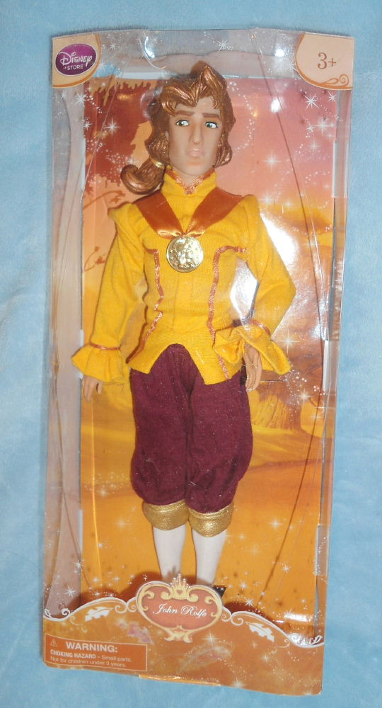 John Rolfe From Pocahontas 2 12 Quot Doll