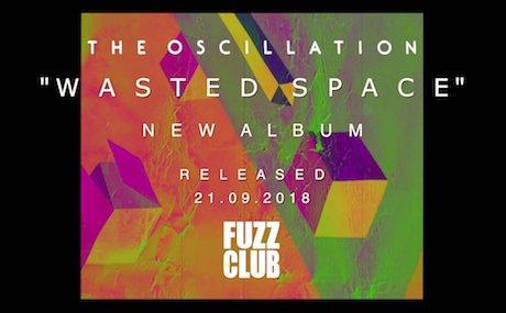 9/21にThe Oscillationがニューアルバムリリース
