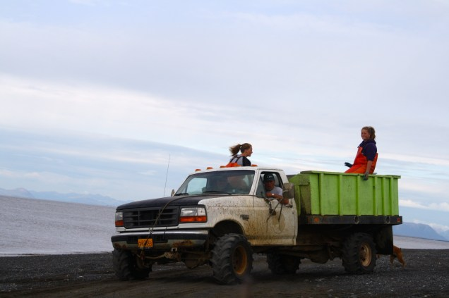 O'Connor Fishing Truck