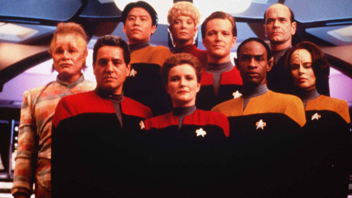 Star Trek: Ranking the best of Voyager