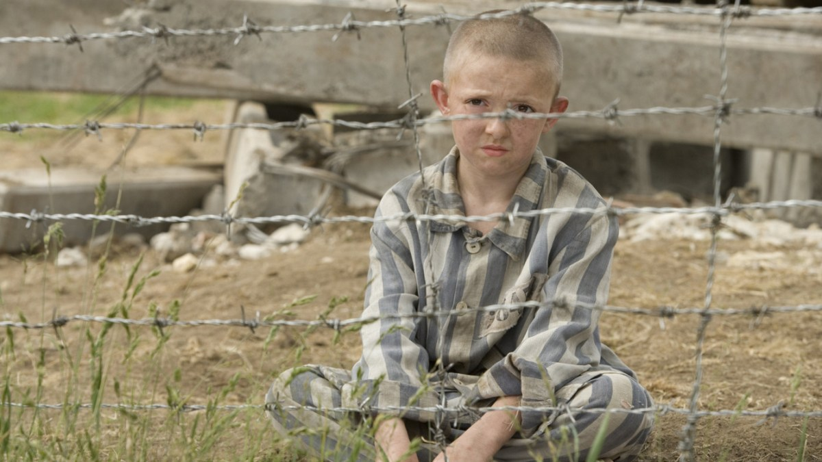 Throwback 10: The Boy in the Striped Pyjamas