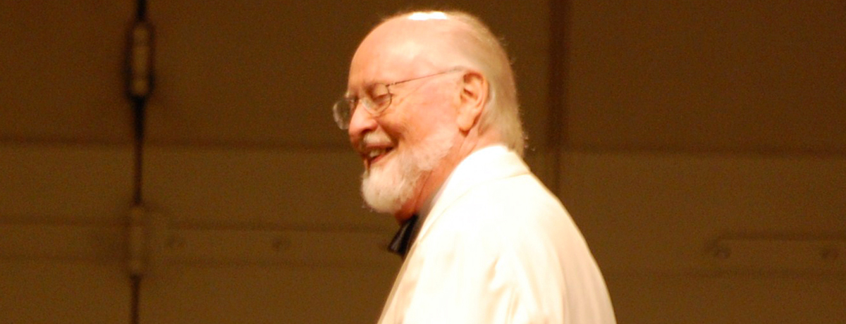 The story of John Williams' first film score