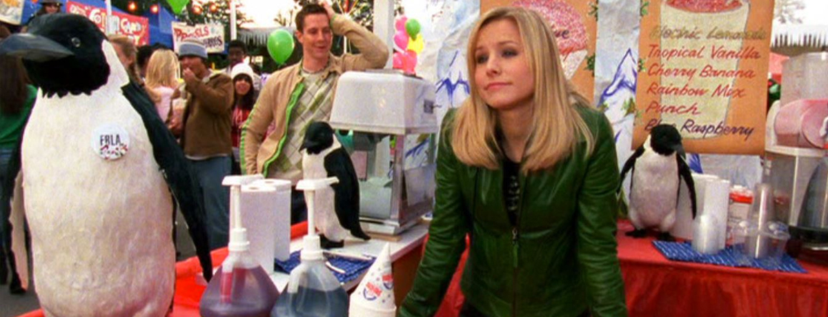 Veronica Mars 2x13 - 'Ain't No Magic Mountain High Enough' - TV Rewind