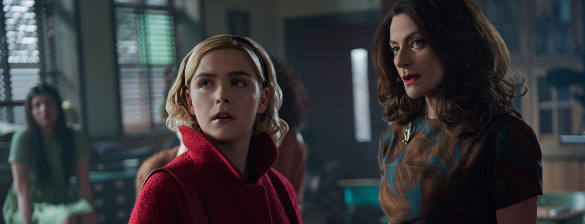Chilling Adventures of Sabrina 1×02 – 'The Dark Baptism' – TV Review