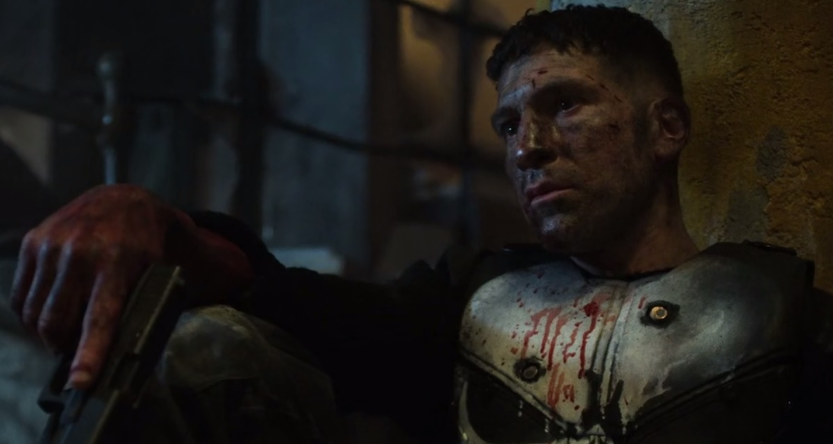 The Punisher - Top 5 Moments... So Far