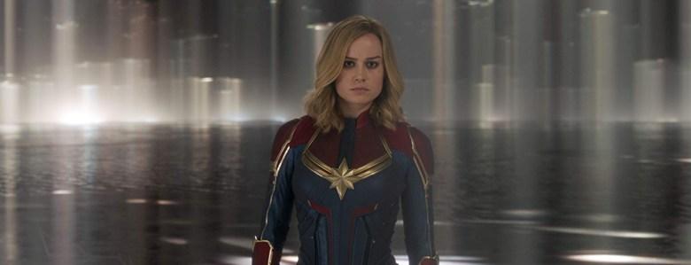captain marvel cover