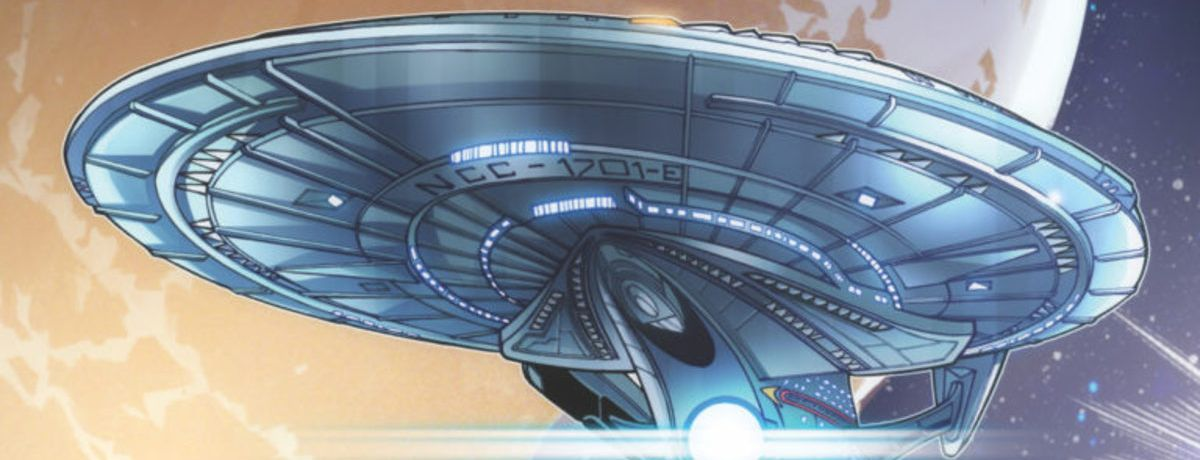 Star Trek: The Q Conflict #3 – Review