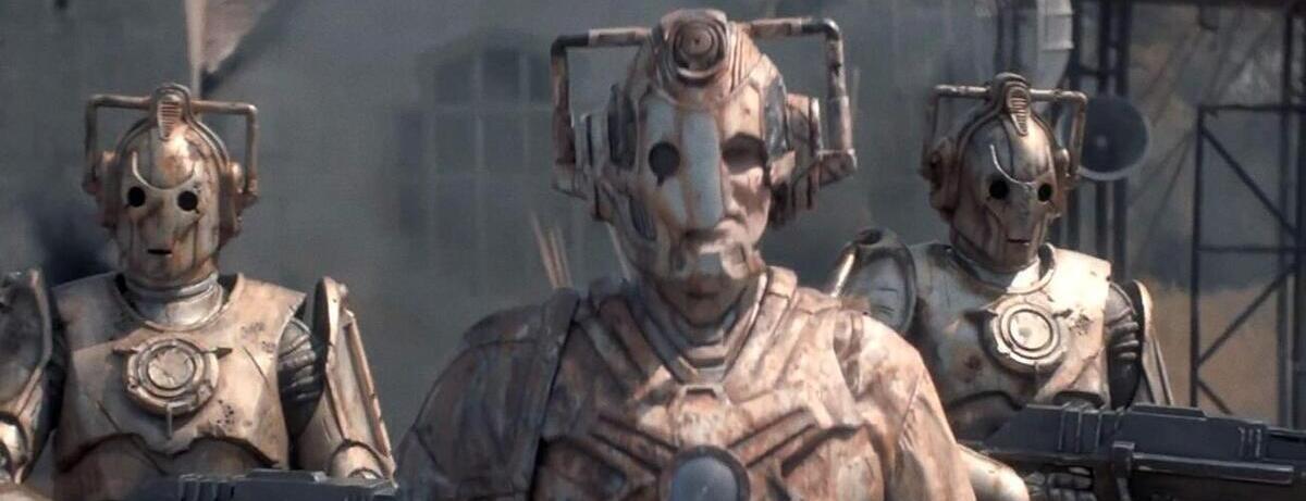 Risultato immagini per doctor who the ascension of the cybermen