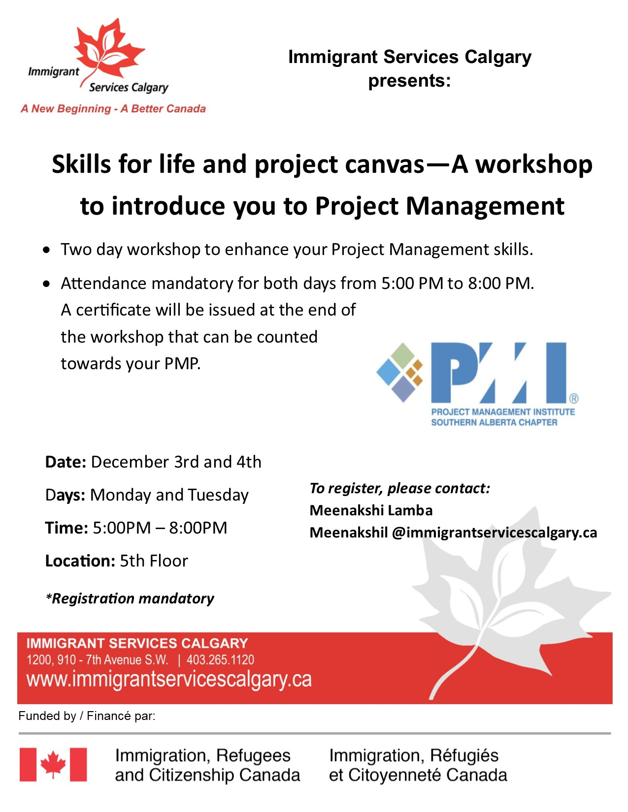 Skills For Life And Project Canvas A Workshop To Introduce You To