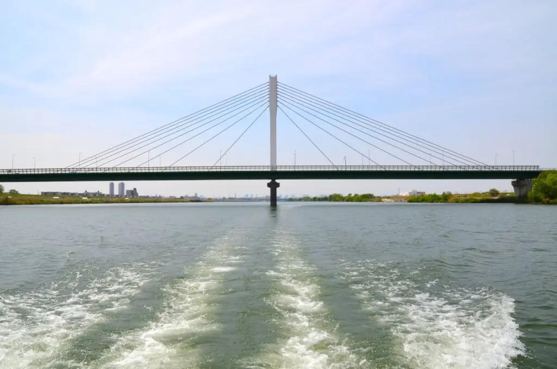 鳥飼仁和寺大橋有料道路