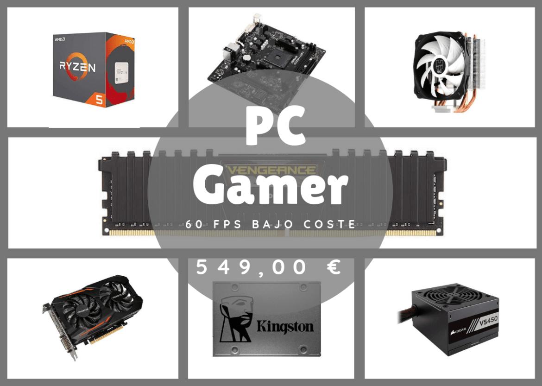 ¿Qué PC Gamer necesitas para jugar al Fortnite?