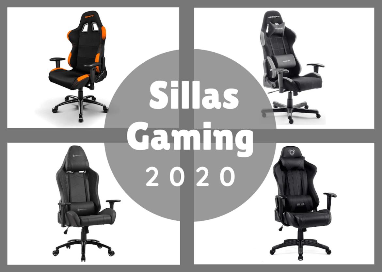 Las 5 mejores sillas gaming en 2020