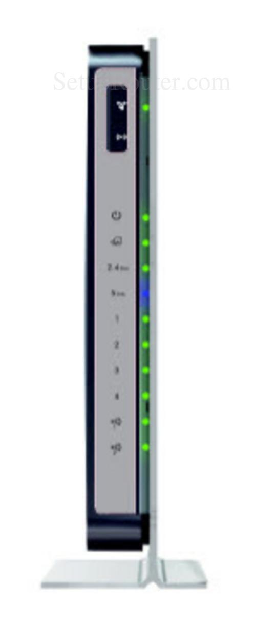 Netgear R4500 Screenshots