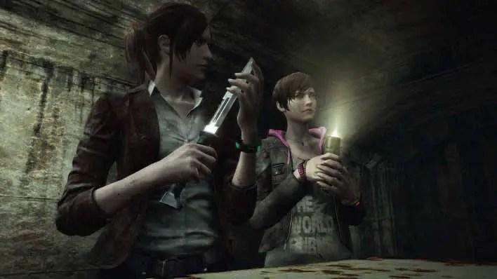Claire E Moira Em Resident Evil Revelations 2 SeuGame
