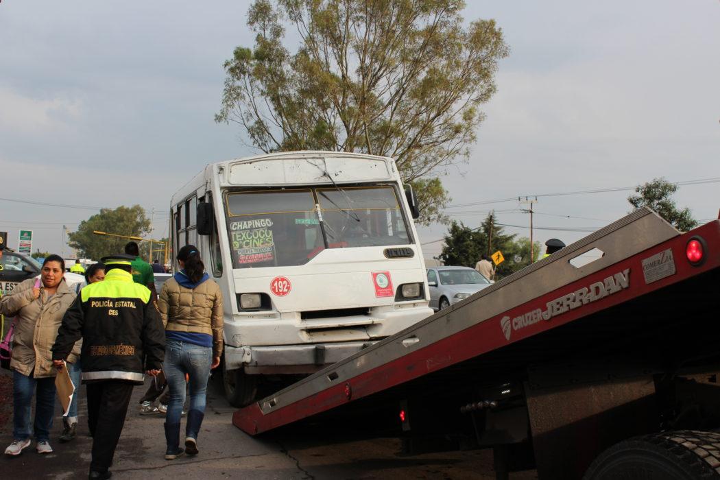 Secretaría de Movilidad sanciona a más de 2 mil unidades del transporte público del Edomex