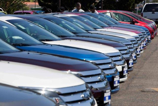 ¿Cuáles son los cinco autos favoritos de los mexicanos?