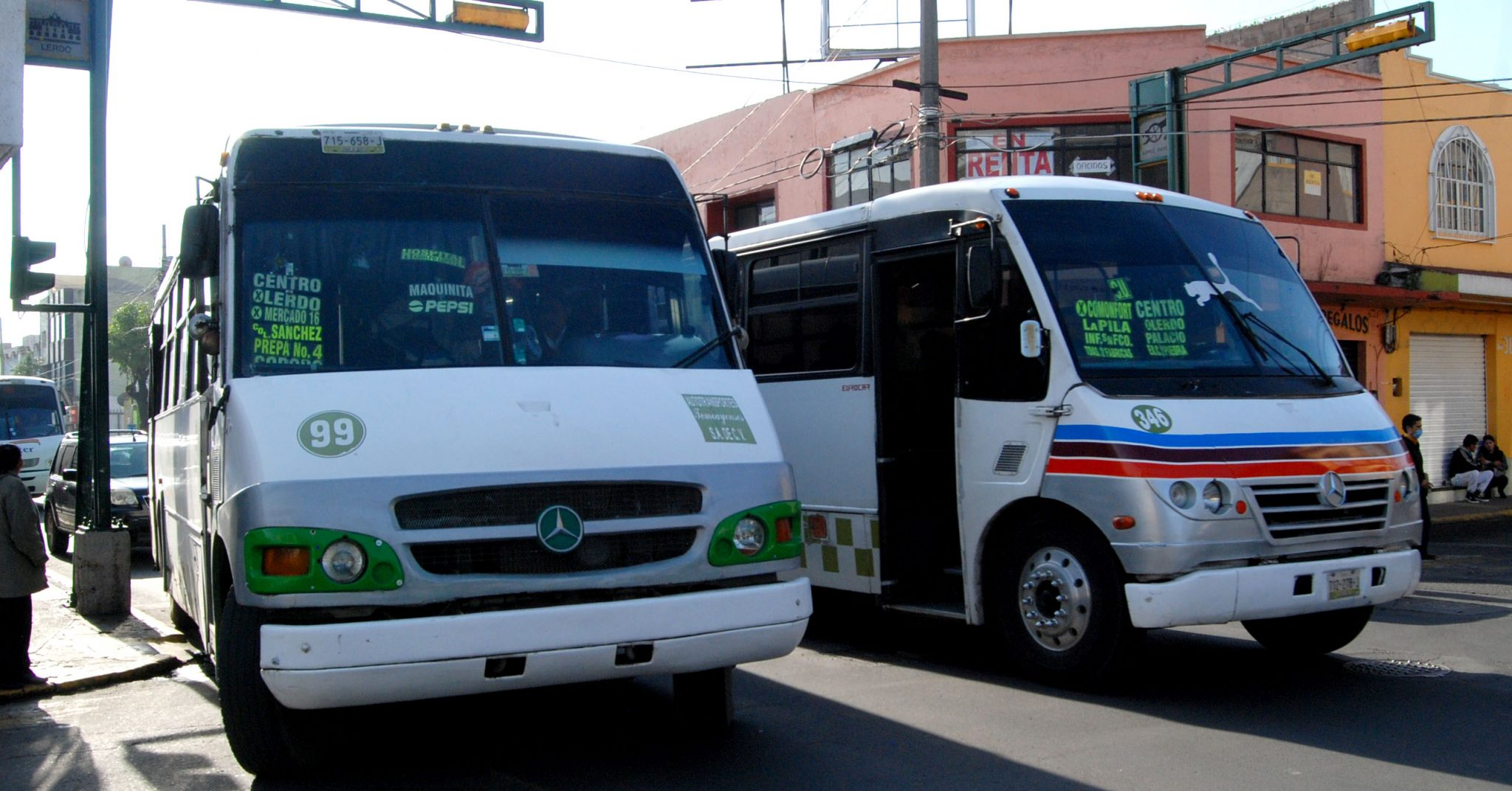Corrupción en Secretaría de Movilidad, dan 502 concesiones a transporte público