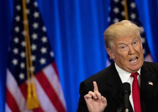 Donald Trump podría no haber pagado impuesto por más de 18 años
