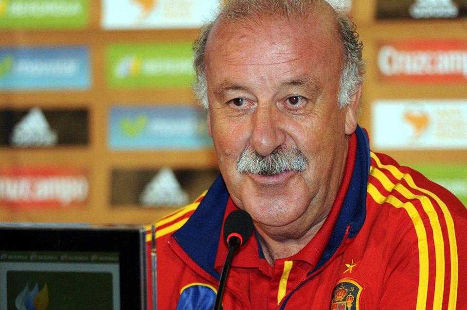 Vicente del Bosque deja a la Selección de España