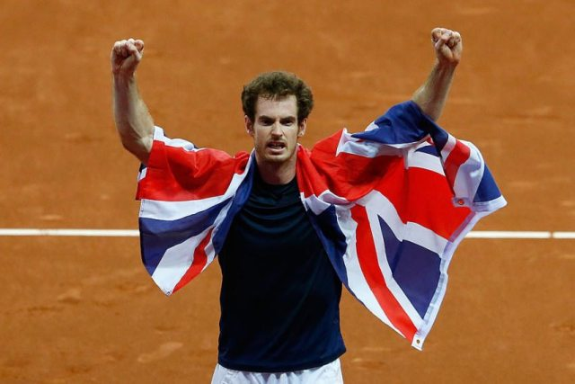 Andy Murray, abanderado olímpico de Gran Bretaña