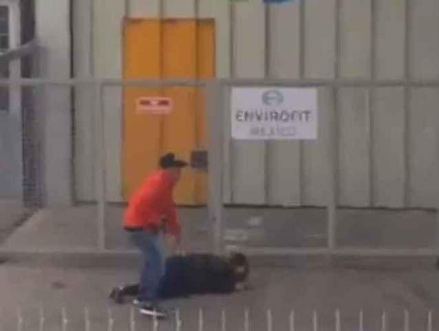 Video: Vecinos de Azcapotzalco captan asalto a plena luz del día