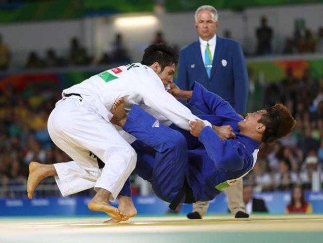 Oro para México en judo en los Paralímpicos de Río