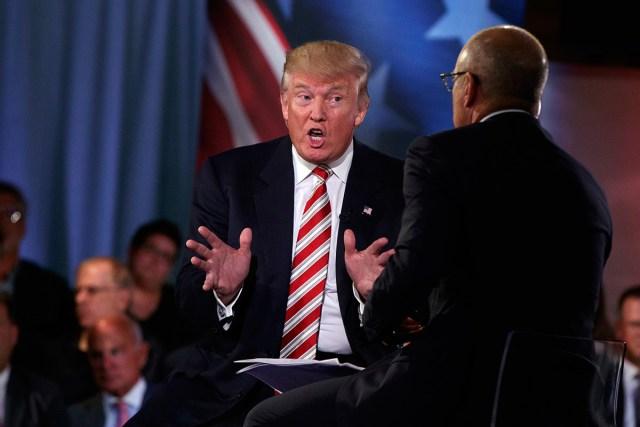 Trump confirma que Videgaray arreglo su visita y por eso lo corrieron