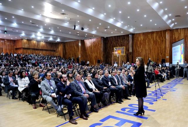 Más de seis mil propuestas en foros de consulta del nuevo modelo educativo en el Estado de México