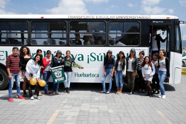 Suma UAEM 25 unidades de Potrobús en todo el Estado de México