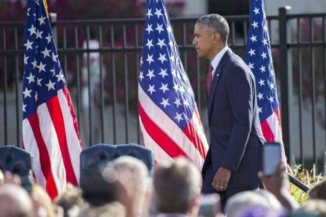 Los terroristas nunca podrán derrotar a Estados Unidos: Barack Obama