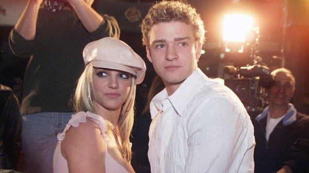 La historia de amor entre Britney Spears y Justin Timberlake