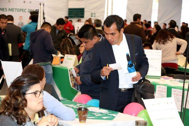 A partir del 19 de septiembre Feria Municipal de Empleo en Metepec