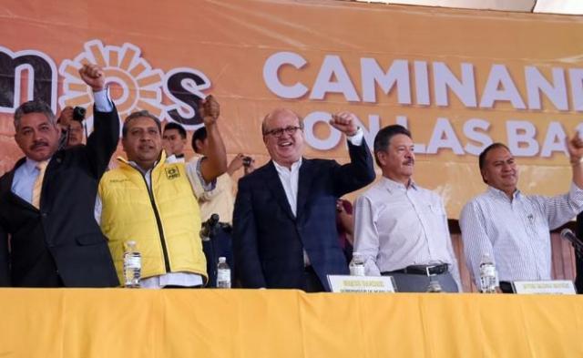 Un gobierno de coalición proponen para el Estado de México