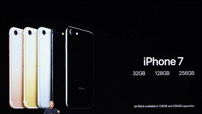 Apple presenta el iPhone 7, muchas mejoras sin muchos cambios