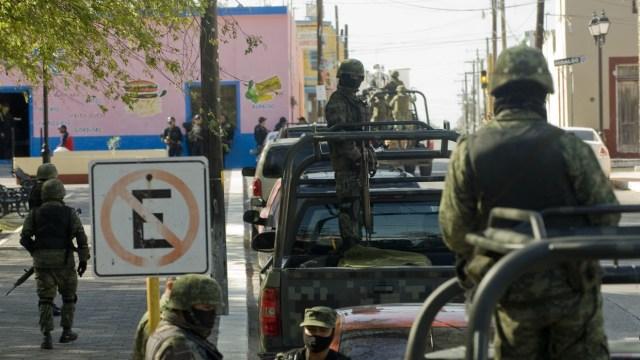 Enfrentamiento deja tres muertos en Nuevo Laredo