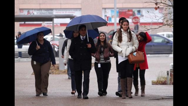 Frente frío 2 provocará vientos y tormentas fuertes en el país