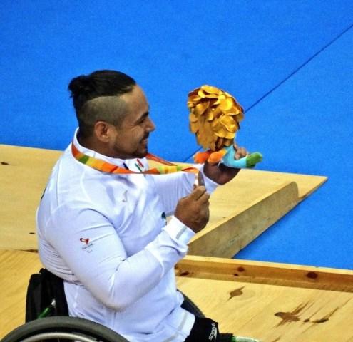 Séptima medalla para México, bronce para Pedro Rangel