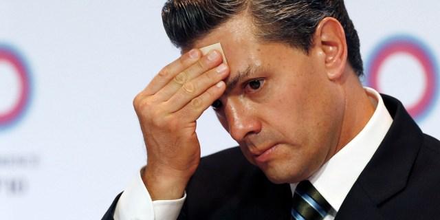 Convocan a marcha contra Peña Nieto el 15 de septiembre
