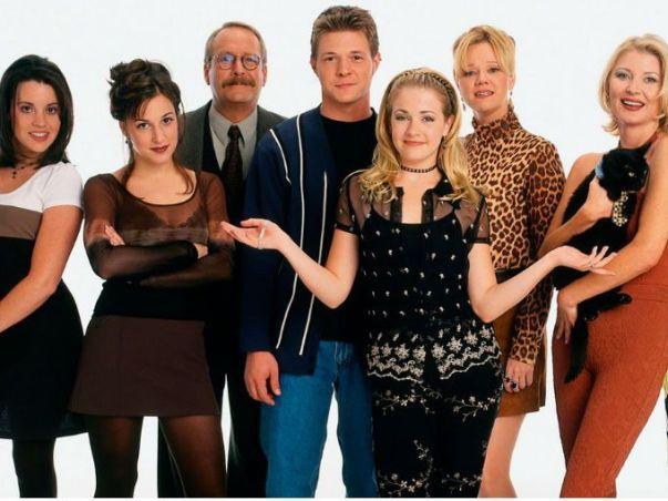 Así lucen hoy los personajes de Sabrina, la bruja adolescente