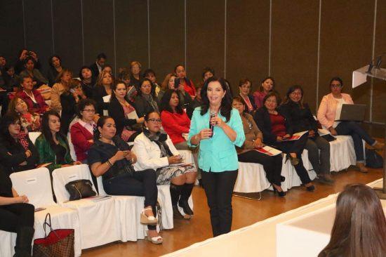 Sin justicia de género, no hay desarrollo social ni económico: Carolina Monroy