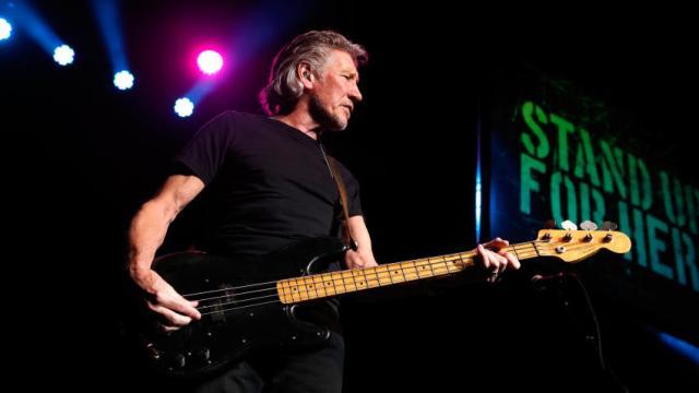 Roger Waters dará concierto gratuito en el Zócalo